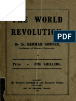 World Revolution 00 Gort