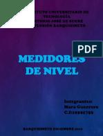 Medidor de Nivel