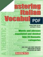 Mastering Italian Vocabulary.pdf