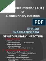 UTI and Genital Disease - Mei 2014-EFRIDA