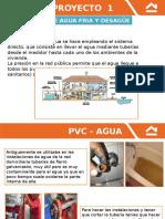Proyecto Red de Agua Fria y Desagüe (Proyecto 1) Lunes