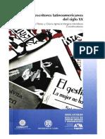 Ocho Escritores Latinoamericanos del siglo XX