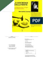 Maristella Svampa - La Sociedad Excluyente, la argentina bajo el signo del neoliberalismo.pdf