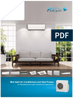 Single and Multi Zone System Reference Guide | Air