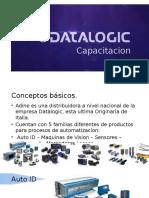 Capacitacion Datalogic