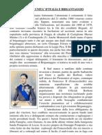 Fraine, L'Unità d'Italia ed il Brigantaggio