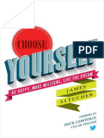 Choose Yourself - Altucher James