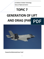 Reference Note - Topic 7 Generation of Lift and Drag (Part 2) r1