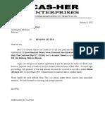Demand Letter 2 Hazel Pontino