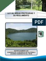 5. Ley de Areas Protegidas y Su Reglamento