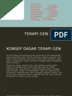 Terapi Gen (Ara Udah)