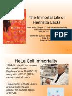 7 the Immortal Life of Henrietta Lacks Chapter 27 MIT 2013