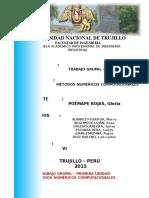 Métodos Numéricos - Trabajo Grupal de Primera Unidad.docx