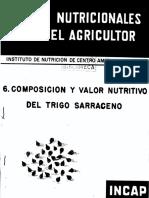 N095 Composicion Trigo Sarraceno