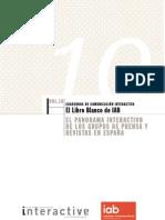 El Libro Blanco de IAB 2010