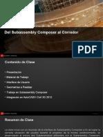 v1 CI4040 Del Subassembly Composer Al Corredor