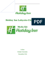 holiday inn media kit