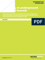 Electricity in Underground Mines and Tunnels (1)