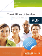 Empat Pilar Service