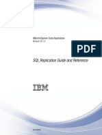 IBM InfoSphere Data Replication - SQL Replication Guide and Reference
