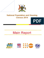 Uganda National Population and Housing Census 2014