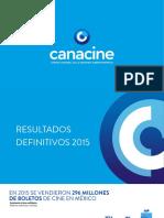 Resultados Definitivos 2015 ATI 1 1