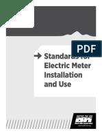 Std for Elec Install