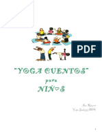 Yogacuentos. Por Ana Romero