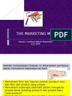 Marketing Mix for Business