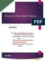 Drug s of the Heart Failure Pengenceran