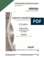 Download Pembahasan Soal UN Kimia 2016 SMA
