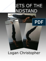Logan Christopher - Secrets of the Handstand