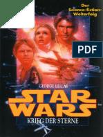 (Star Wars-Krieg Der Sterne Episode IV 4) George Lucas-Star Wars-Krieg Der Sterne. Episode IV. Eine Neue Hoffnung-Wilhelm Goldmann Verlag (1978)