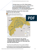 3 points of confusion around the Indus water treaty and the way forward – Civilsdaily.pdf