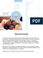 e Book Brigadeiro Gourmet Mundo Dos Do Ces