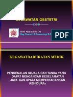 Gawat darurat obstetri