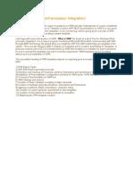 SAP WWI (Windows Wordprocessor Integration)