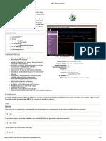 VIM - Guía Ubuntu