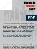 Modelo de Madurez Cobit