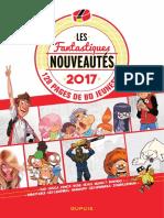 Catalogue 2017 Dupuis