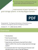 SATG-Presentation on Grain Storage