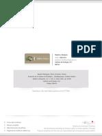Anatomía de La Madera de Buddleja L. (Buddlejaceae)- Análisis Fenético