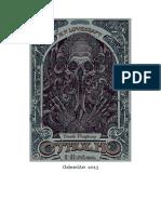 H. P. Lovecraft - Cthulhu Hívása