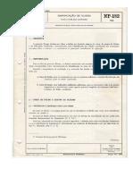 NP 182 - Identificação de Tubagens