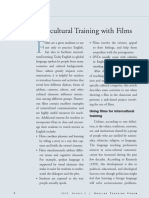 Intercultural Training With Films