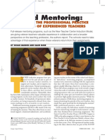 hanson - beyond mentoring