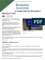 Microsoft CEO Satya Nadella's master plan - Business Insider.pdf