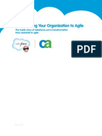 Transforming Your Organization to Agile - The Inside Story of Salesforce.com's Transformation from Waterfall to Agile