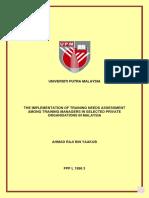 1996 Upm Definisi