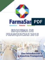 Una Introduccion a Franquicias Farmasana 2015